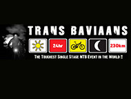 Trans Baviaans 24hr Mountain Biking Marathon